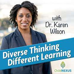 Diverse Thinking Different Learning cover artwork
